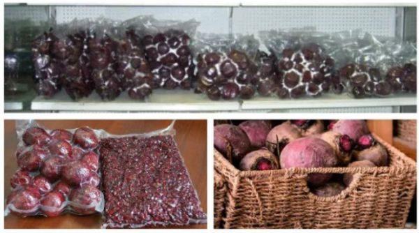 Главное условие при хранении корнеплодов в полиэтилене – это обеспечить циркуляцию воздуха