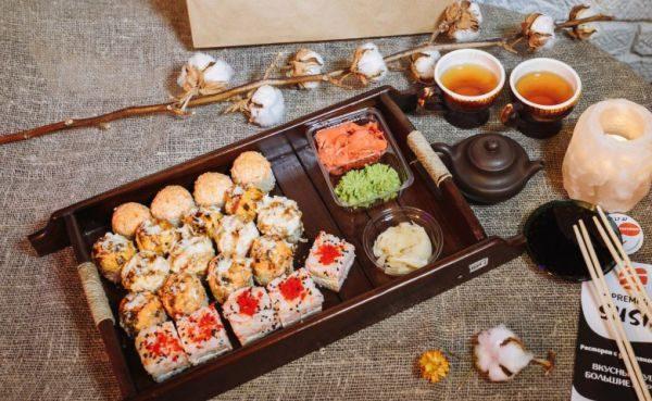 Сколько хранятся суши и роллы, зависит от температурного режима