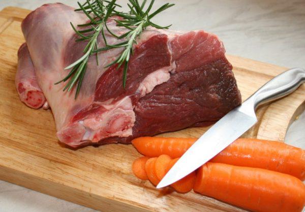 Испорченное мясо отличается по внешнему виду