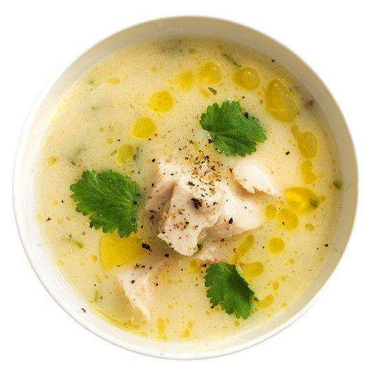 Куриный бульон и супы на его основе сохраняют хороший вкус достаточно долго