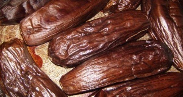 Чтобы сохранить баклажаны на зиму, их можно запечь