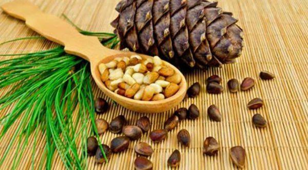 Хранение очищенных (сырых) орехов