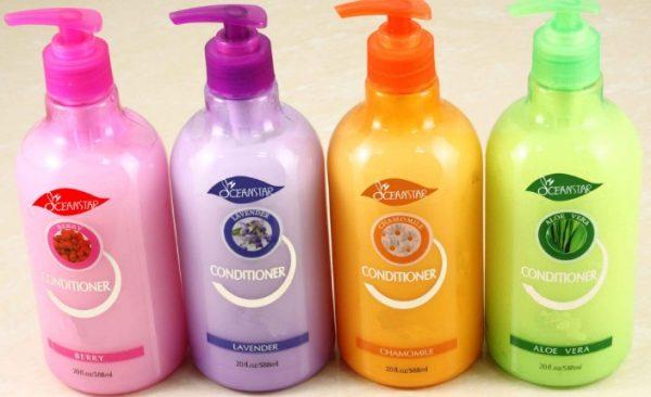 Для изготовления антистатика используется бальзам для волос, уксус и водопроводная вода