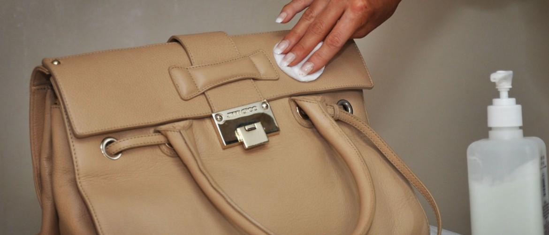 Чем можно почистить белую кожаную сумку в домашних условиях и чем почистить сумку из кожзама