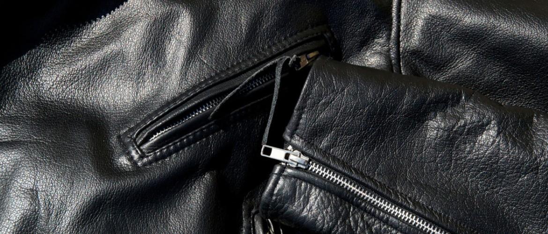 Чистка кожаной одежды