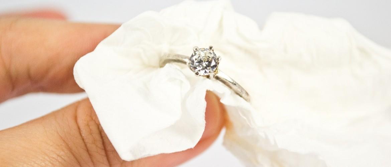 Как почистить золото и бриллианты, секреты ювелиров со стажем