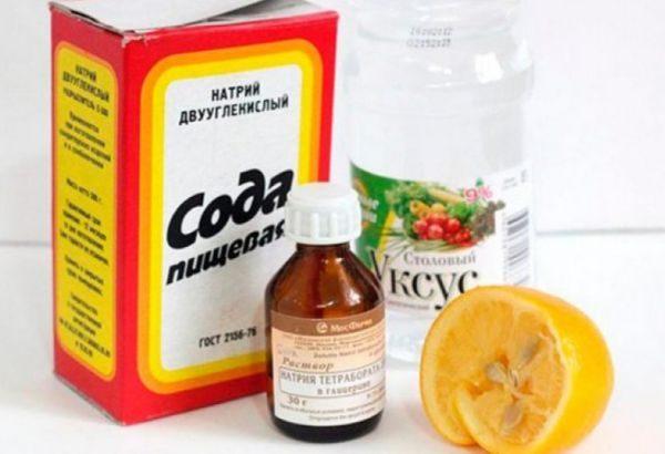 Лимон – эффективное средство для очистки стали