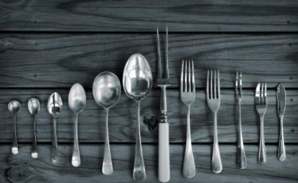 Мыть вилки и ложки из нержавеющей стали в посудомоечной машине разрешается без ограничений