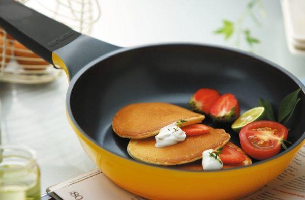 Метод чистки подбирают в зависимости от степени загрязнения посуды
