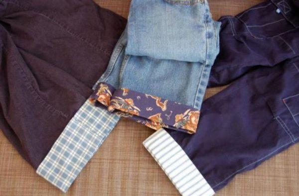 img_5bfeaaaa9fc26-600x394 Короткие джинсы как удлинить. Как удлинить джинсы