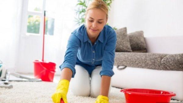 Современная бытовая техника значительно сокращает время уборки