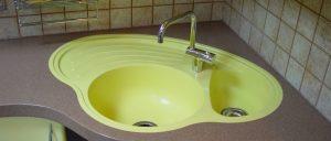 Чем отмыть акриловую ванну от желтизны и известкового налета