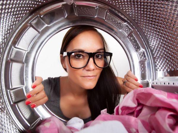 Быстрее и проще отбелить белье в стиральной машинке