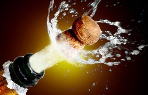 Срок годности шампанского совсем невелик