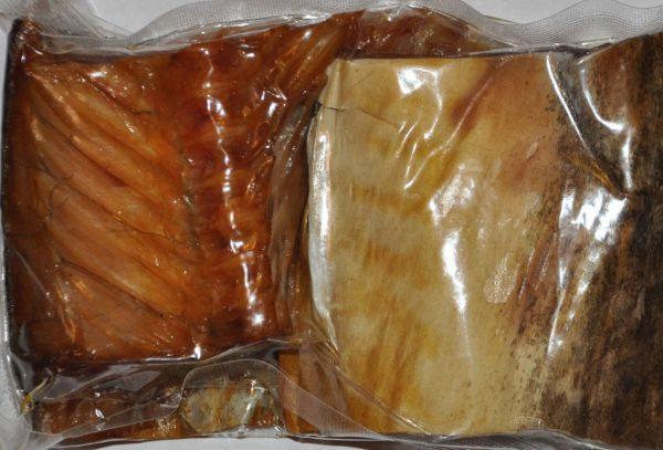Хранение копченой рыбы в вакуумных пакетах
