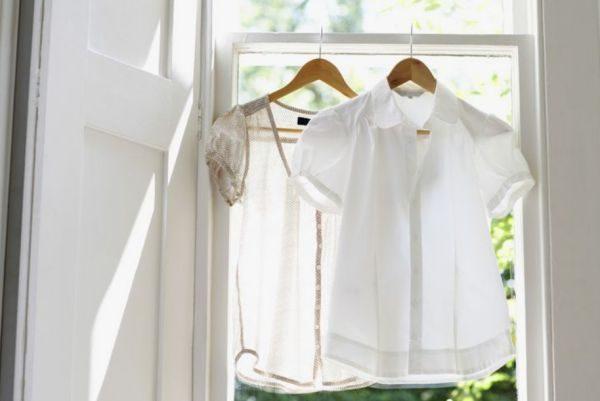 Эффективно вернуть ослепительный цвет одежде поможет лимонная кислота
