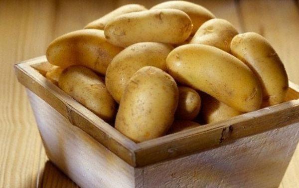 Картофель необходимо хранить так, чтобы не допустить гниения или перемерзания клубней