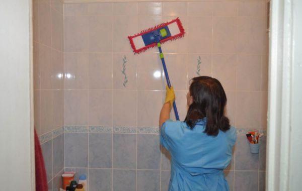 Перед началом действий необходимо провести генеральную уборку в помещении