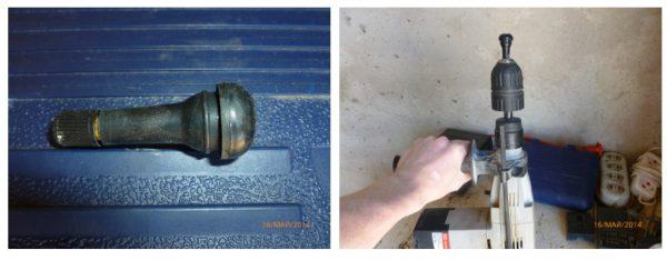 Инструмент для удаления двухстороннего скотча с кузова машины