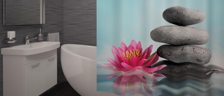 Современные и доисторические способы отмыть шторку в ванной