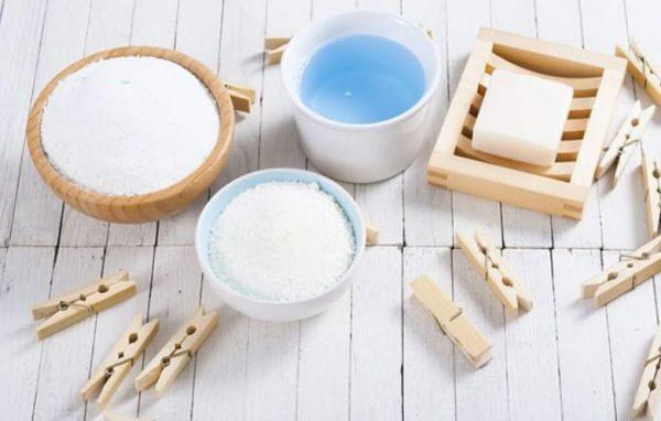 Рецепты стиральных порошков своими руками