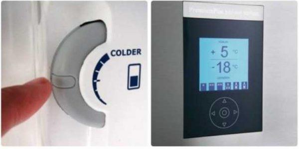 Оптимальный температурный режим в холодильнике и морозильной камере
