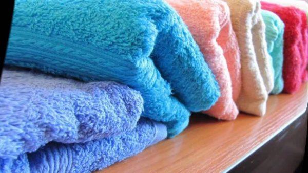 Как отстирать махровые полотенца (застиранные) в домашних условиях вручную?