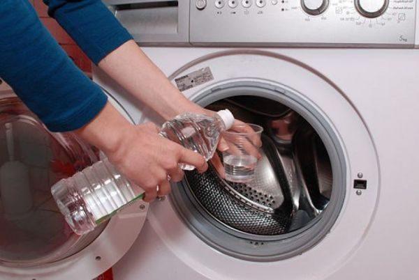 5 шагов правильной очистки стиральной машинки уксусом