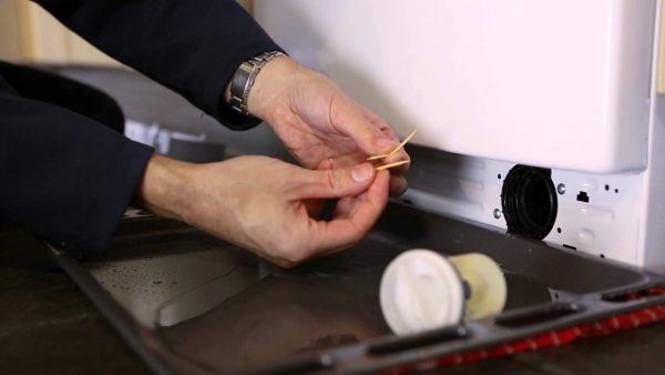 Как почистить сливной фильтр в стиральной машине — 5 шагов