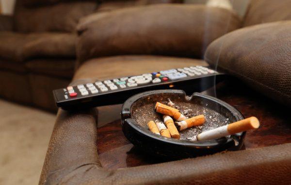 Быстрые способы удаления запаха табака