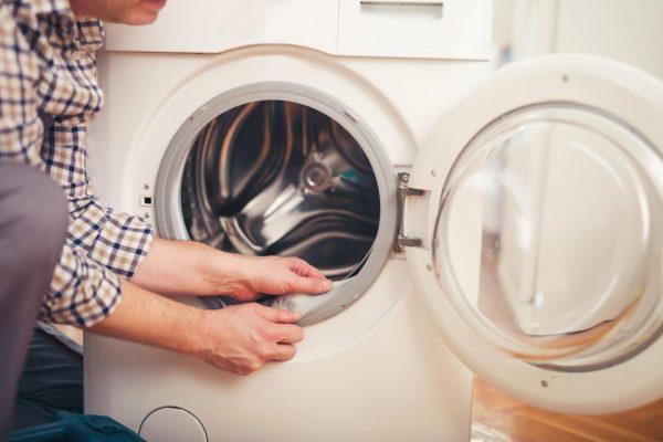 Как убрать запах канализации из стиральной машины