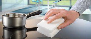 Как эффективно очистить вытяжку на кухне от жира