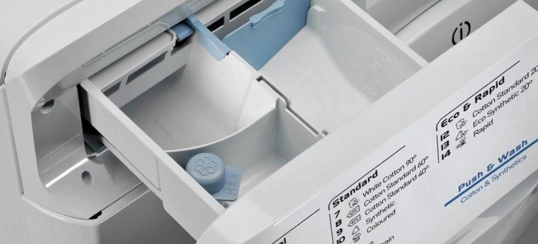 Куда сыпать порошок в стиральной машине (лоток или барабан)
