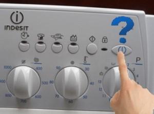 Стиральная машина «Индезит» не включается, индикаторы не светятся