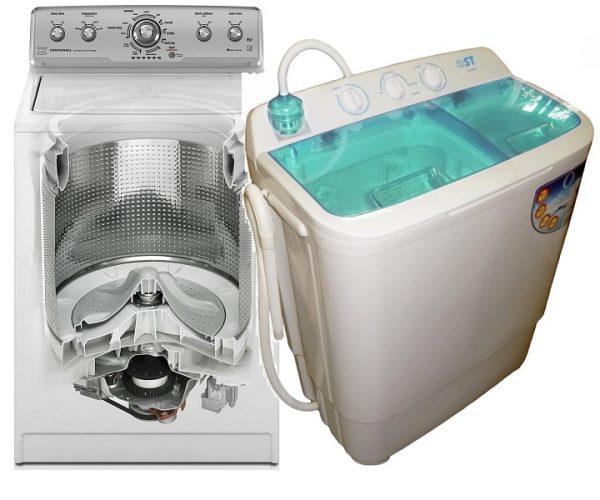 Активаторная стиральная машина: что это такое?