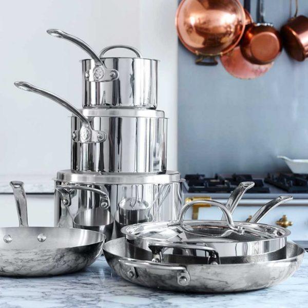Посуда для стеклокерамики: какая подходит