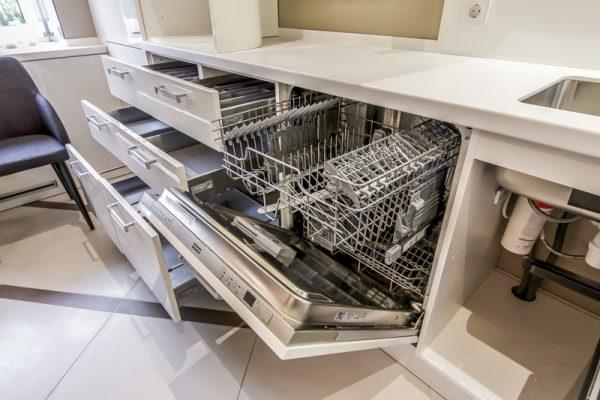 Что потребуется для встраивания посудомоечной машины?