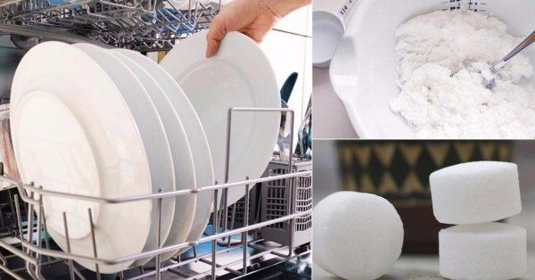 Средство для посудомоечной машины своими руками: как сделать порошок, таблетки и капсулы, рецепты