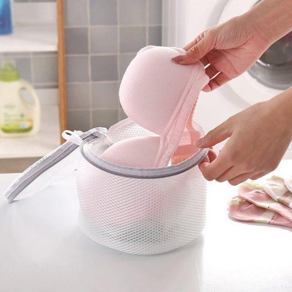 Как стирать бюстгальтер с косточками в стиральной машине?