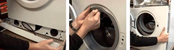 Замена подшипника в стиральной машине своими руками: 5 шагов
