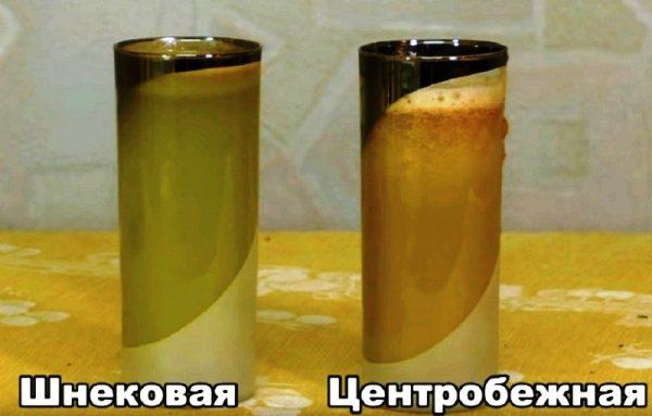 Какая модель соковыжималок лучше: шнековая или центробежная?