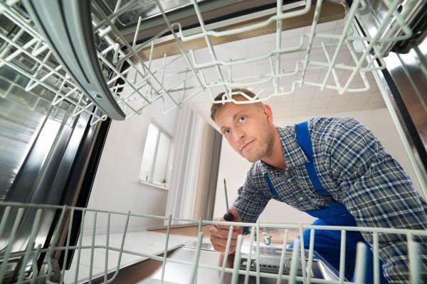 Посудомойка Bosch не справляется с набором воды: причины и решение