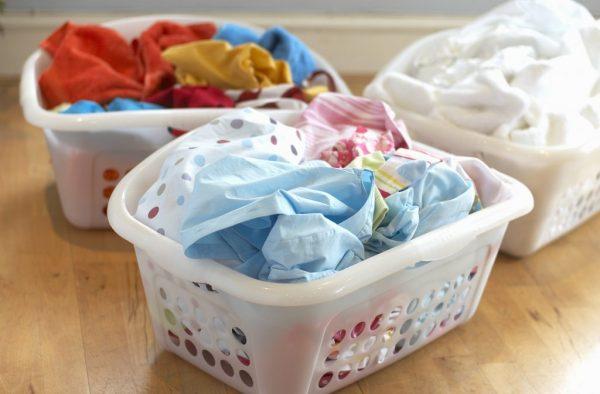 Как отстирать очень грязное белье в машинке?
