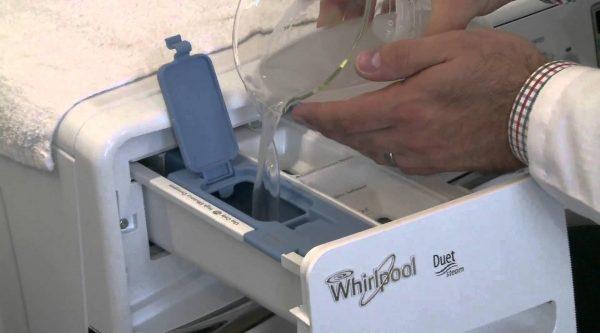 Чем отмыть отсек для порошка в стиральной машине: 5 лучших народных метода