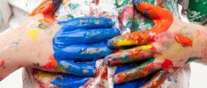 Чем быстро отмыть зеленку с кожи рук, тела и лица