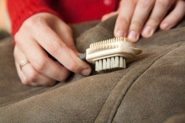 Как стирать дубленку из натуральных материалов