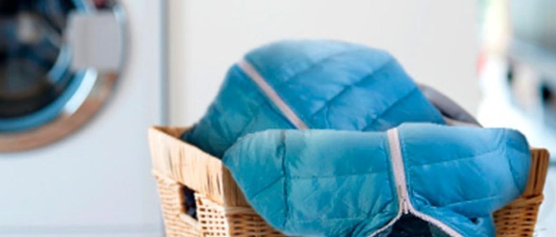 Чем можно отстирать пятна на пуховике