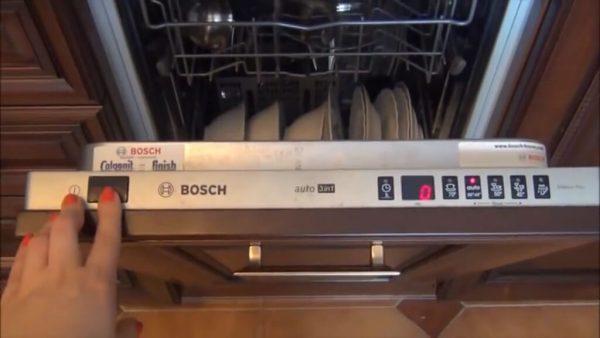 Посудомоечная машина bosch: инструкция по эксплуатации, запуск, правила загрузки, мытья и сушки