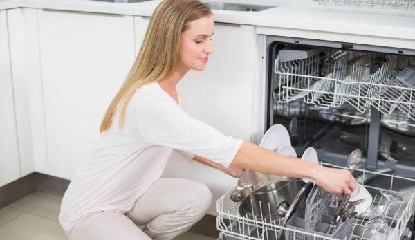 Подходящие моющие средства для посудомоек