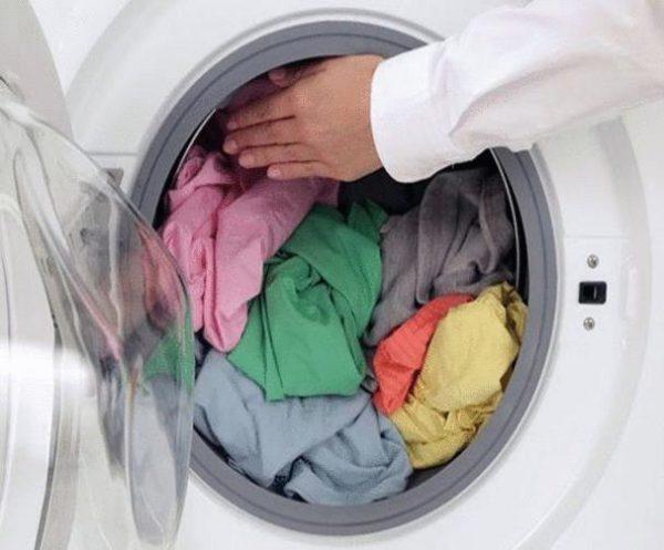 Вес загрузки стиральной машины